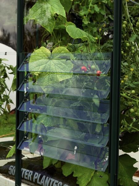 Lamellen-Wandfenster