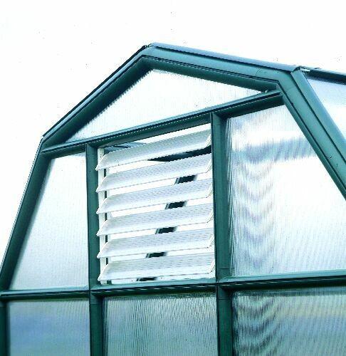 Rion Lamellenfenster für ECO, GH40 und Jumbo Gewächshäuser