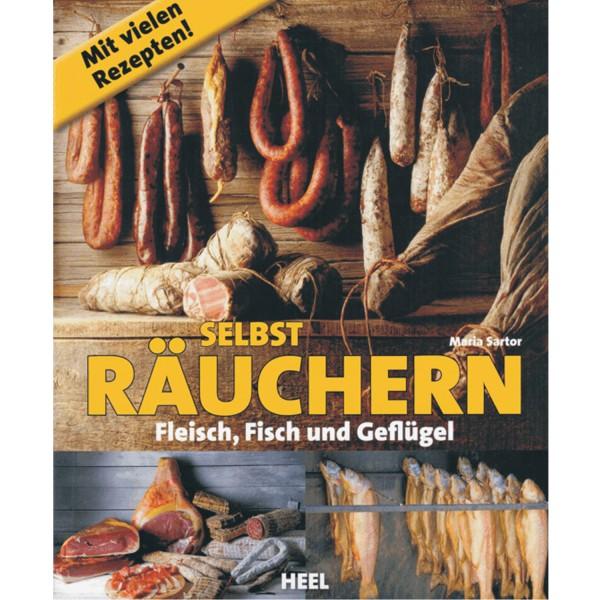 """Fachbuch """"Selbst Räuchern – Fleisch, Fisch, Geflügel"""""""