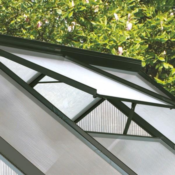 Dachfenster Calypso o. Glas, dunkelgrau