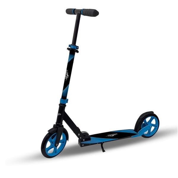 "Scooter ""200-XT"" blau"