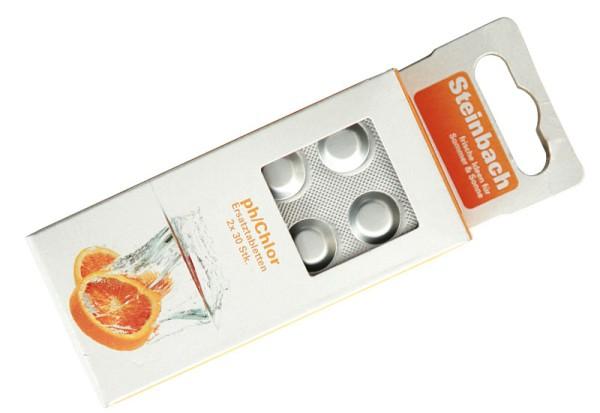 Intex Nachfüllpackung für pH-Wert und freies Chlor